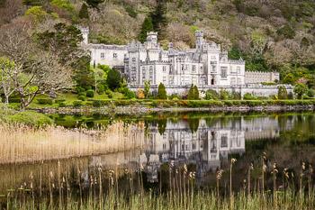 Travel Photograph: Kylemore Abbey, Ireland by Nat Coalson