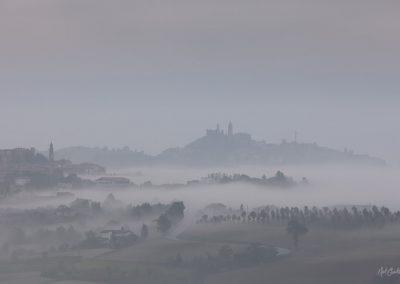 Monferrato Nebbia