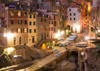 Riomaggiore Evening